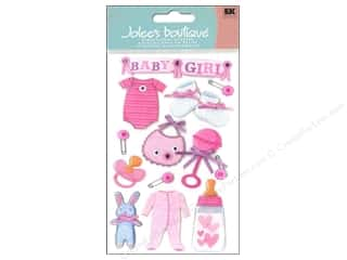 scrapbooking & paper crafts: Jolee's Boutique Stickers Baby Girl