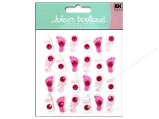 Jolee's Boutique Stickers Baby Girl Icons Repeats