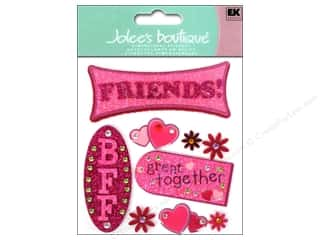 Clearance: Jolee's Boutique Stickers Friends
