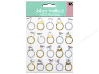 scrapbooking & paper crafts: Jolee's Boutique Stickers Rings Repeat
