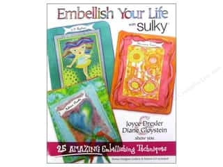 Computer Software / CD / DVD: Sulky Embellish Your Life With Sulky Book