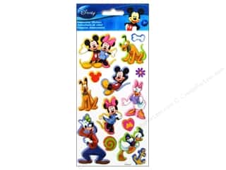 Mickey: EK Disney Sticker Puffy Mickey & Friends