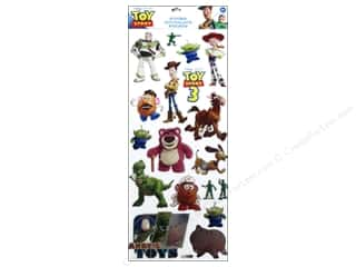 clearance woody: EK Disney Sticker Toy Story 3 Large