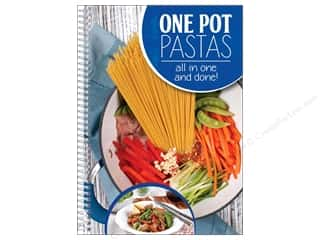 CQ Products One Pot Pastas Book