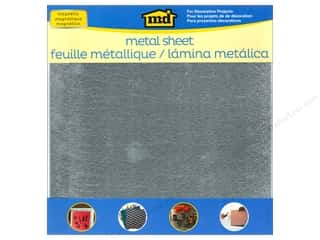 "MD Metal Sheet 12""x 12"" Galvanized Steel"