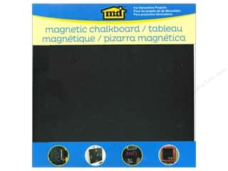 "MD Metal Sheet 12""x 12"" Magnetic Chalkboard"
