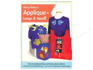 dies: Mary Mulari Applique Large & Small Book