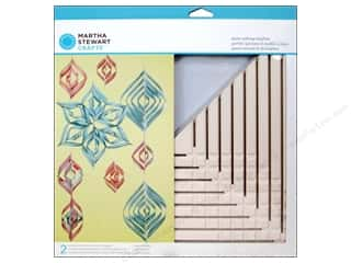 Martha Stewart Tools Template Ornament Spiral Large