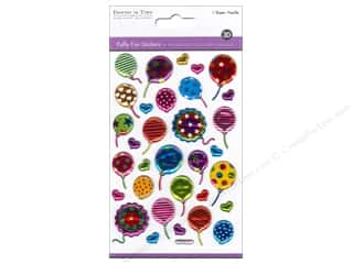 scrapbooking & paper crafts: Multicraft Sticker Puffy Balloon Blast