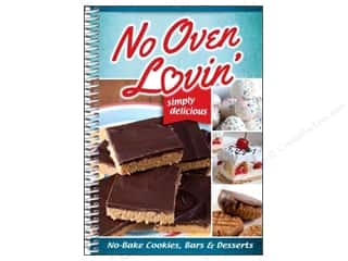 books & patterns: CQ Products No Oven Lovin' Book