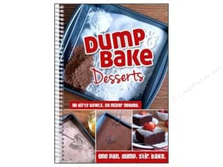 Baking SheetS / Baking Pans: CQ Products Dump Bake Desserts Book