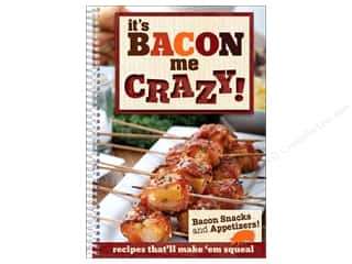CQ Products It's Bacon Me Crazy Book