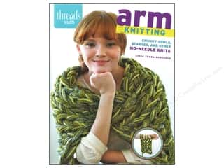 knitting books: Taunton Press Threads Select Arm Knitting Book