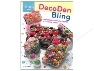 Taunton Books Threads Select DecoDen Bling Book