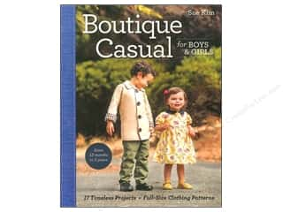 Stash By C&T Boutique Casual for Boys & Girls Book