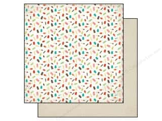 Echo Park Paper Company: Echo Park 12 x 12 in. Paper Walking On Sunshine Collection Tasty Treats (25 sheets)