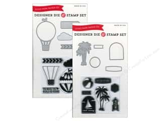 Echo Park Die & Stamp Set