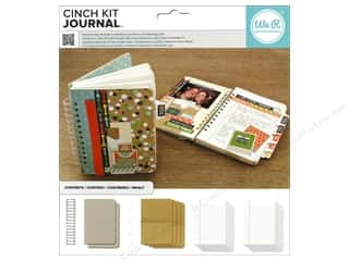 books & patterns: We R Memory Keepers The Cinch Journal Kit
