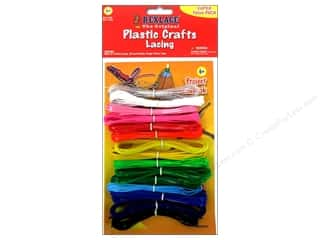 beading & jewelry making supplies: Pepperell Rexlace Craft Lace Super Value Pack
