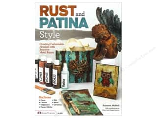 Clearance: Design Originals Rust And Patina Style Book