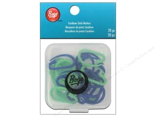 storage : Boye Stitch Markers 20 pc. Carabiner