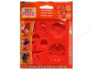 Weekly Specials: Plaid Mod Podge Tools Mod Mold Sea Life