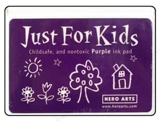 ink pads: Hero Arts Just For Kids Ink Pad Purple