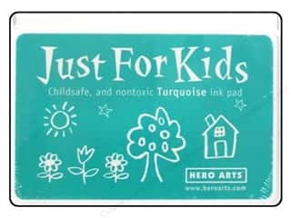stamps: Hero Arts Just For Kids Ink Pad Turquoise