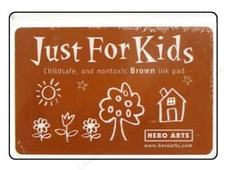 stamps: Hero Arts Just For Kids Ink Pad Brown