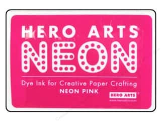 Hero Arts Neon Dye Ink Pad Neon Pink