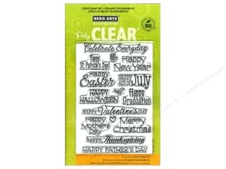 St. Patrick's Day: Hero Arts Poly Clear Stamps Celebrate Everyday