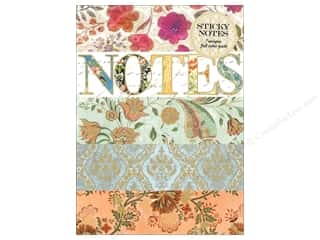 Gifts & Giftwrap: Punch Studio Sticky Notes Portfolio Calico Notes