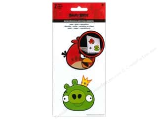 bird sticker: SandyLion Decal Angry Birds 2 Sheet