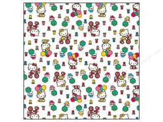 SandyLion 12 x 12 in. Paper Hello Kitty Icons