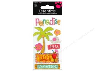 scrapbooking & paper crafts: SandyLion Sticker Essentials Paradise