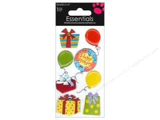 SandyLion Sticker Essentials Birthday
