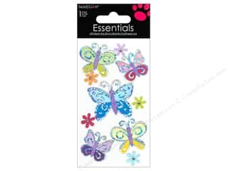 scrapbooking & paper crafts: SandyLion Sticker Essentials Butterflies