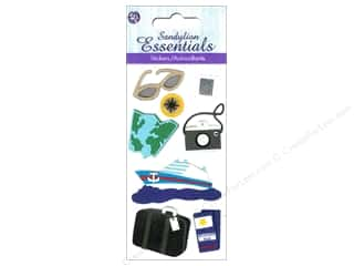scrapbooking & paper crafts: SandyLion Sticker Essentials Cruise