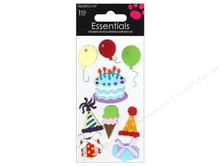 SandyLion Sticker Essentials Birthday Masculine