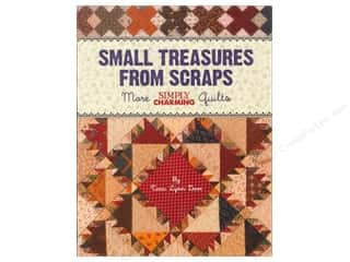 Clearance Books: Kansas City Star Small Treasures From Scraps Book