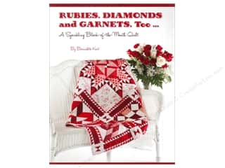 Clearance Books: Kansas City Star Rubies Diamonds and Garnets Too Book
