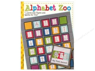 books & patterns: Alphabet Zoo Book