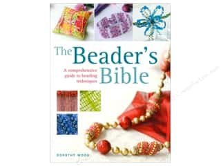 beading & jewelry making supplies: David & Charles The Beader's Bible Book
