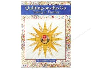 Clearance Books: Landauer Quilting On The Go Taking It Further Book