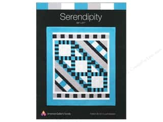 books & patterns: American Quilter's Society Serendipity Pattern