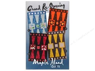 Maple Island Quilts Grand Re-Opening Pattern