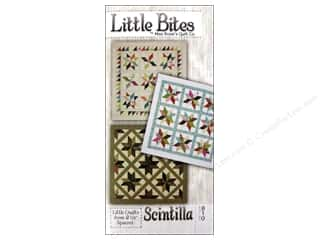 Quilt Company, The: Miss Rosie's Quilt Co. Little Bites Scintilla Pattern