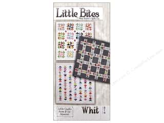 Quilt Company, The: Miss Rosie's Quilt Co. Little Bites Whit Pattern