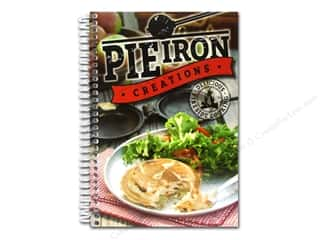 CQ Products Pie Iron Creations Book