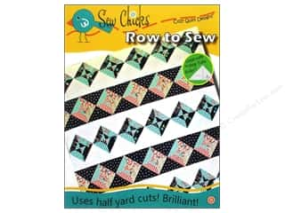 Sewing & Quilting: Cozy Quilt Designs Sew Chicks Row to Sew Pattern
